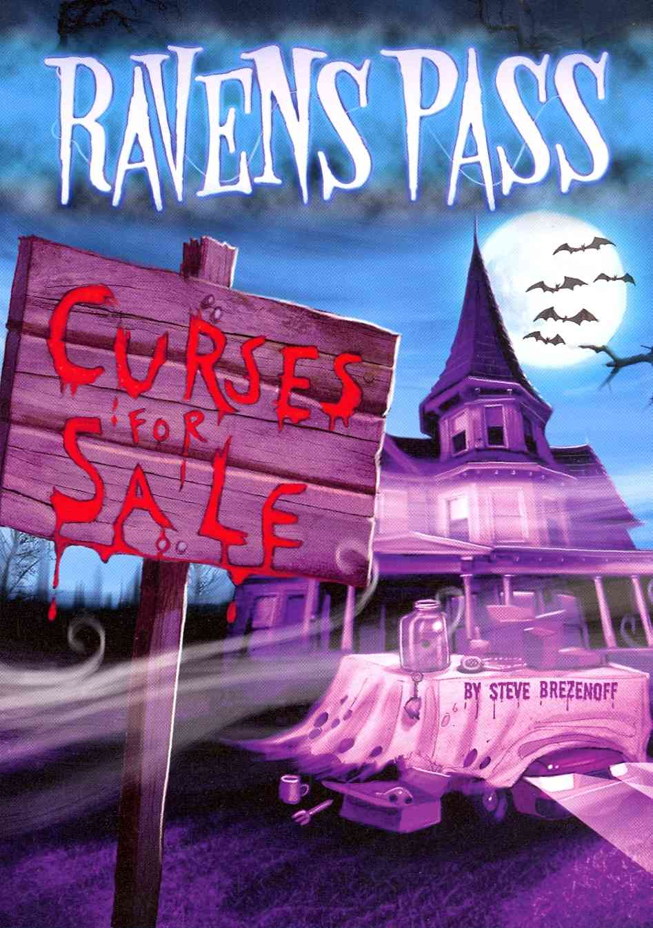 Curses for Sale By Brezenoff, Steve/ Percival, Tom (ILT)